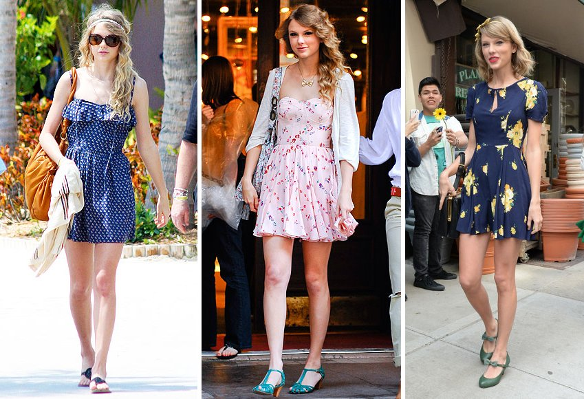 Taylor Swift's Style Explained - Lollipuff